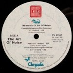 Art Of Noise - Re-Works Of Art Of Noise