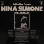 Nina Simone - Fine And Mellow