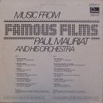 Paul Mauriat - Music From Famous Films