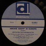 Archie Shepp - In Europe
