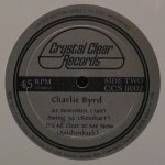 Charlie Byrd - Direct Disc Recording