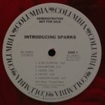 Sparks - Introducing Sparks
