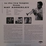 Nat Adderley - To The Ivy League From Nat