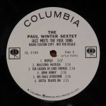 Paul Winter - Jazz Meets The Folk Song