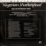Oscar Peterson - Nigerian Marketplace