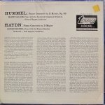 Hummel / Haydn - Piano Concerto In B Minor, Op.89 / Piano Concerto In D Major