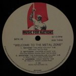 V/A - Welcome To The Metal Zone